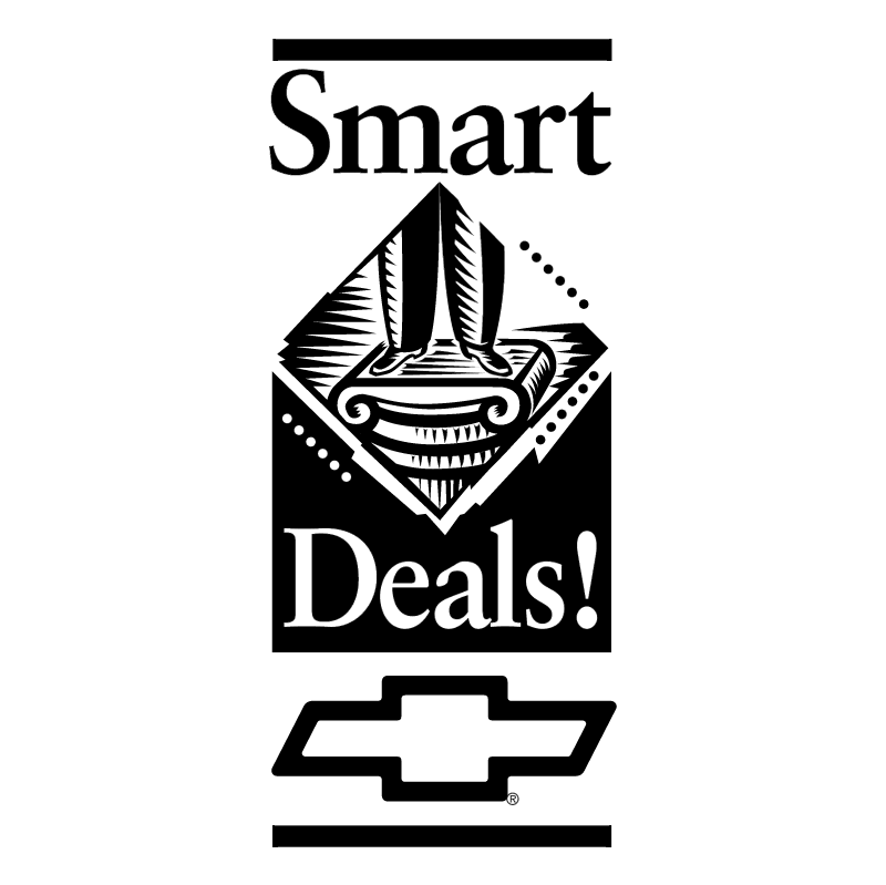 Chevrolet Smart Deals vector
