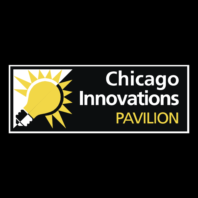 Chicago Innovations Pavilion vector