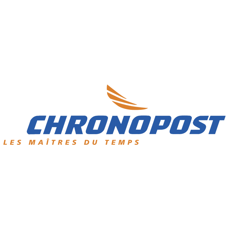 Chronopost 1189 vector