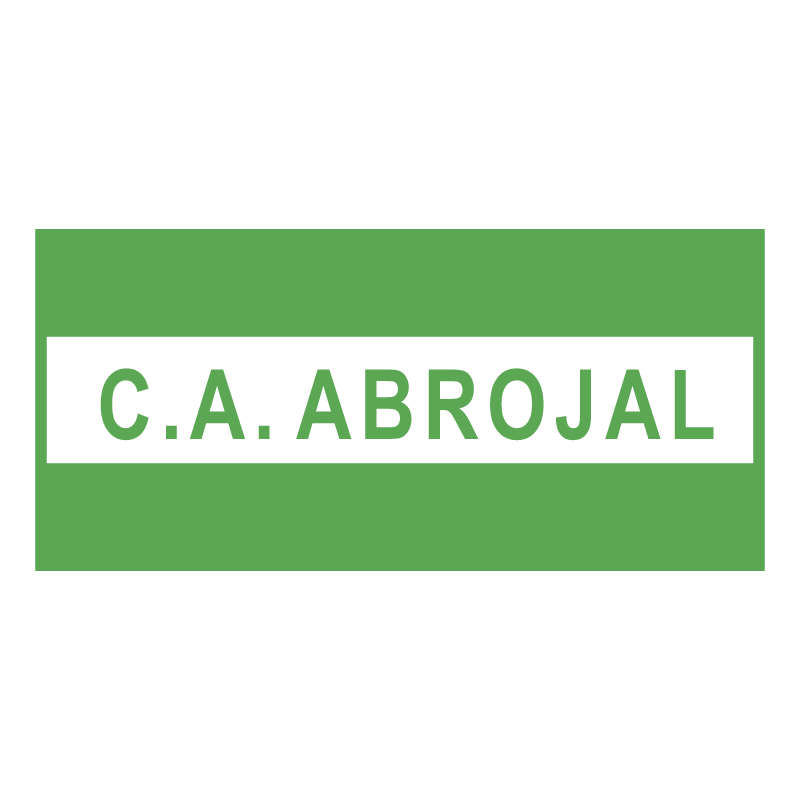 Club Atletico Abrojal de Pilar vector