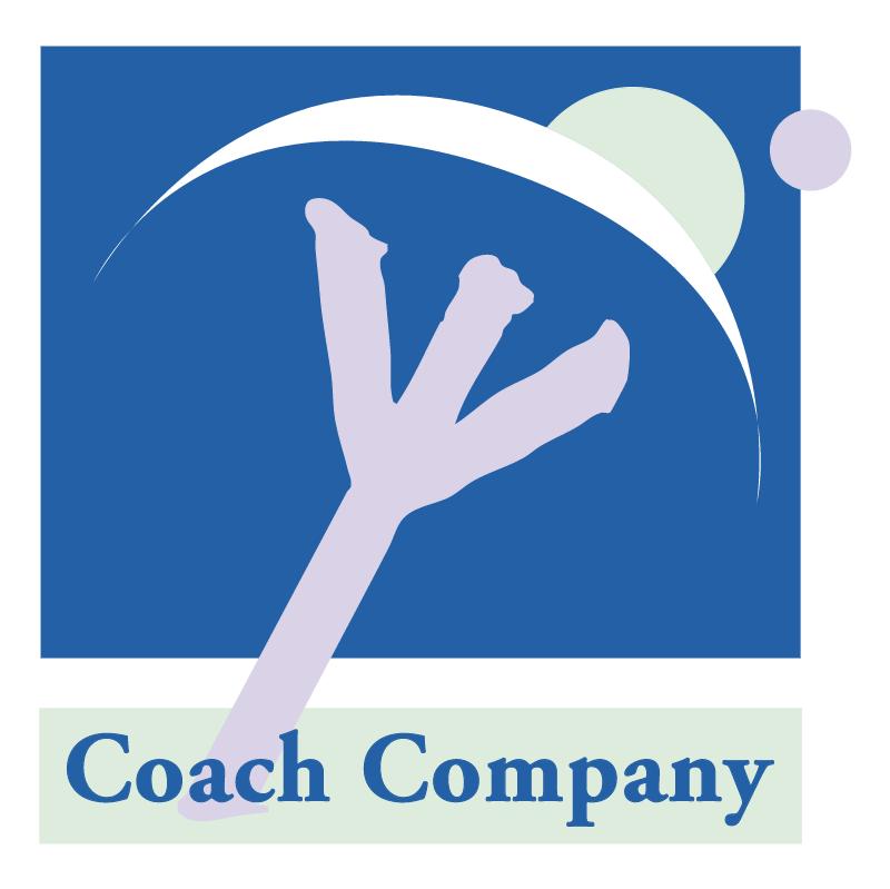 Coach Company vector