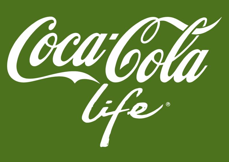 Coca Cola Life vector