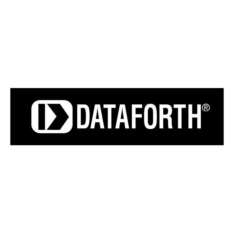 Dataforth vector logo