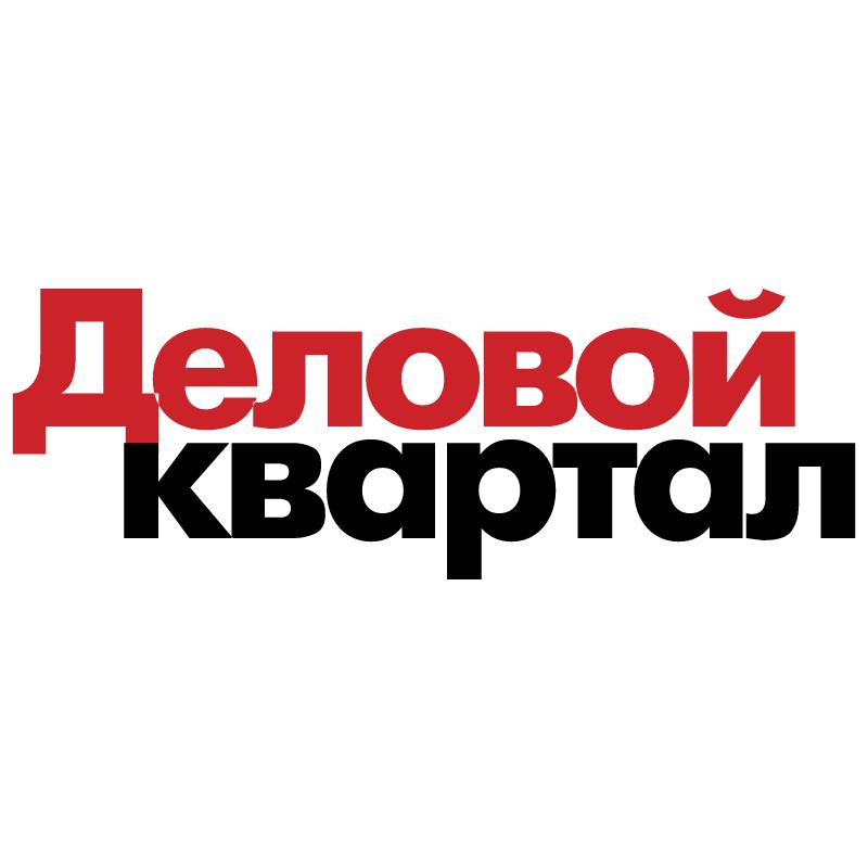 Delovoj Kvartal vector