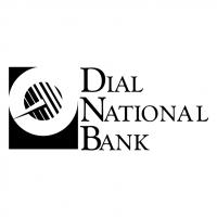 Dial National Bank vector