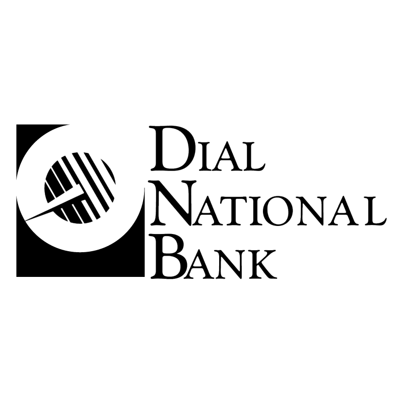 Dial National Bank vector logo