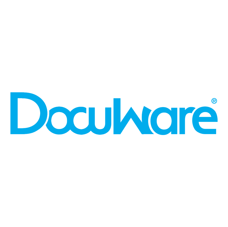 DocuWare vector logo