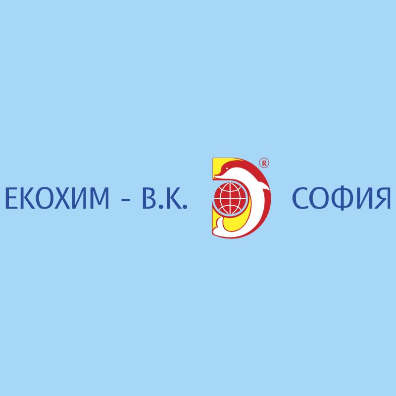 Ecohim VK vector logo