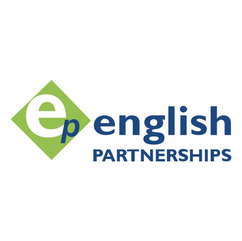 English Partnership vector logo