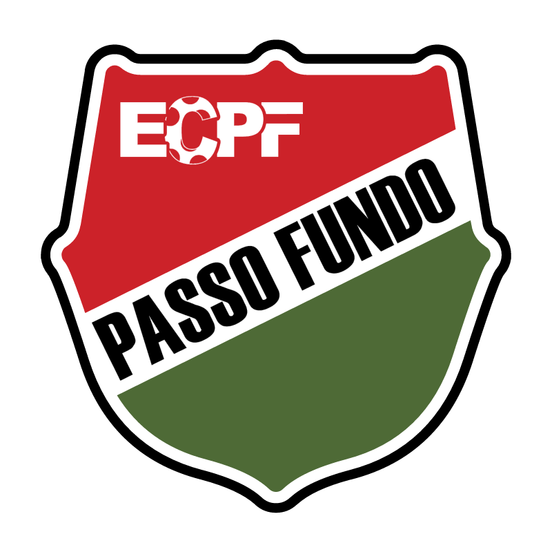 Esporte Clube Passo Fundo de Passo Fundo RS vector