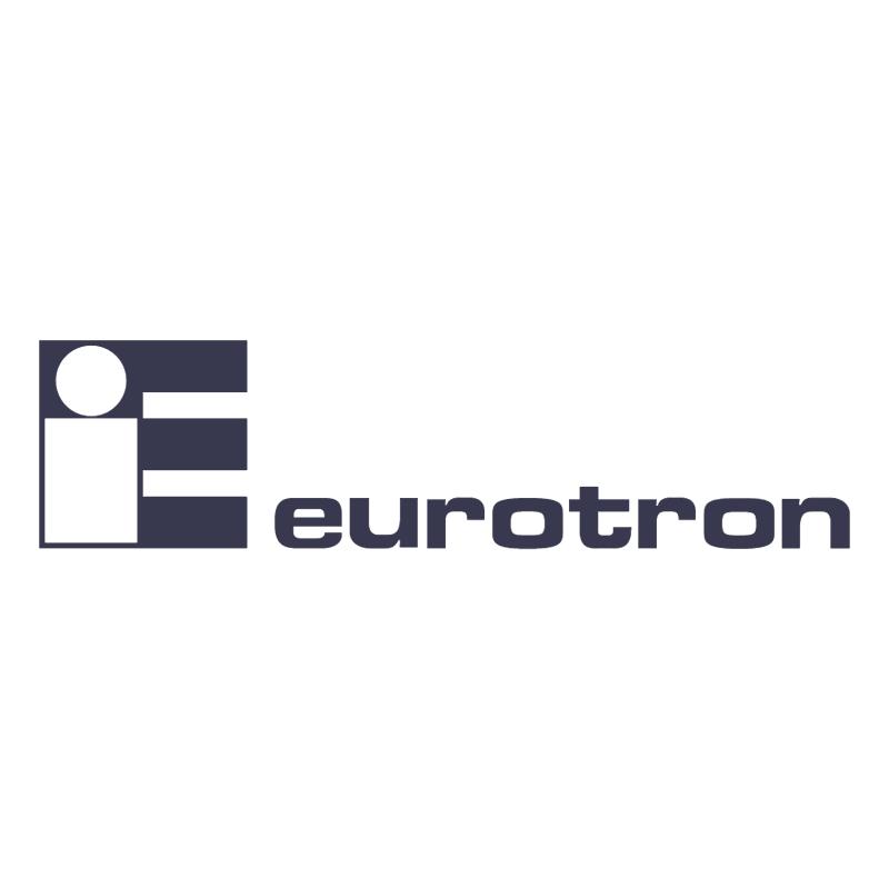 Eurotron vector logo