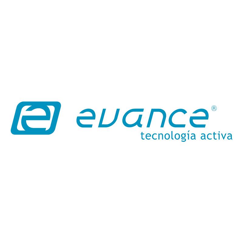 evance tecnolog a activa vector logo