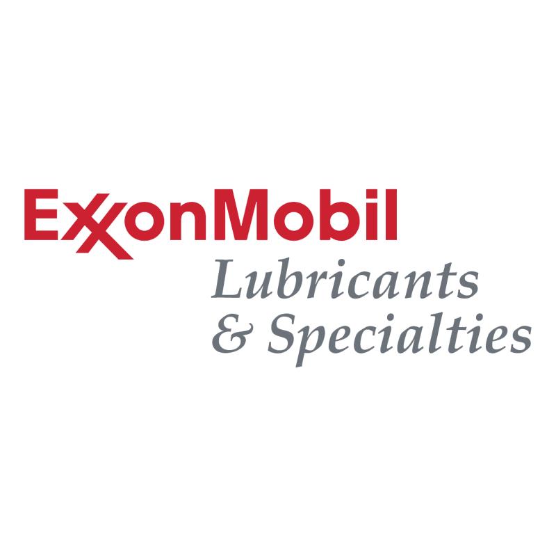 ExxonMobil Lubricants & Specialties vector