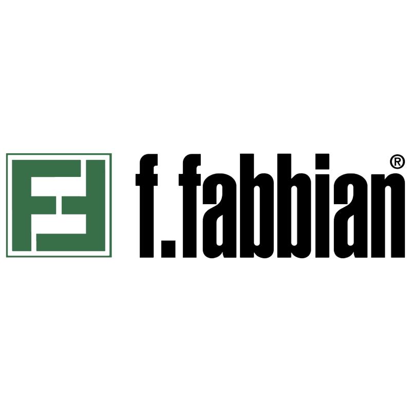 Fabbian vector logo