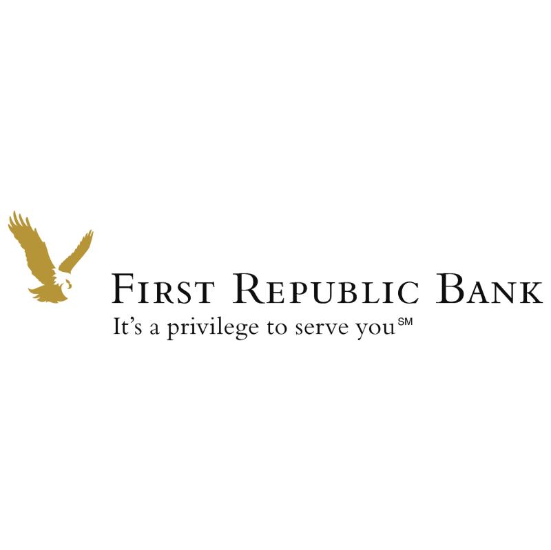 First Republic Bank vector