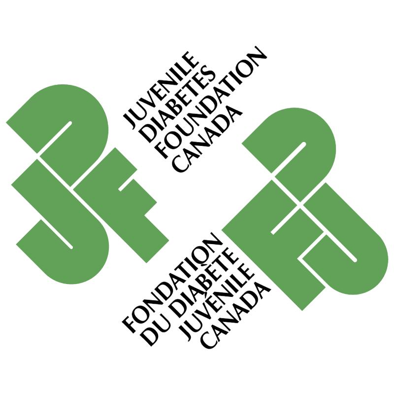 Fondation du diabete juvenile vector