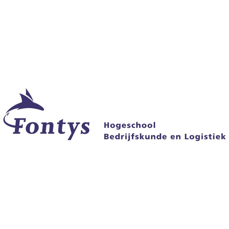 Fontys Hogeschool Bedrijfskunde en Logistiek vector