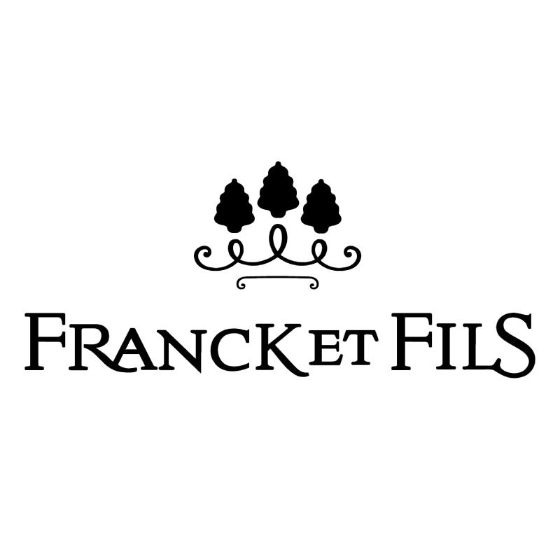 Franck et Fils vector