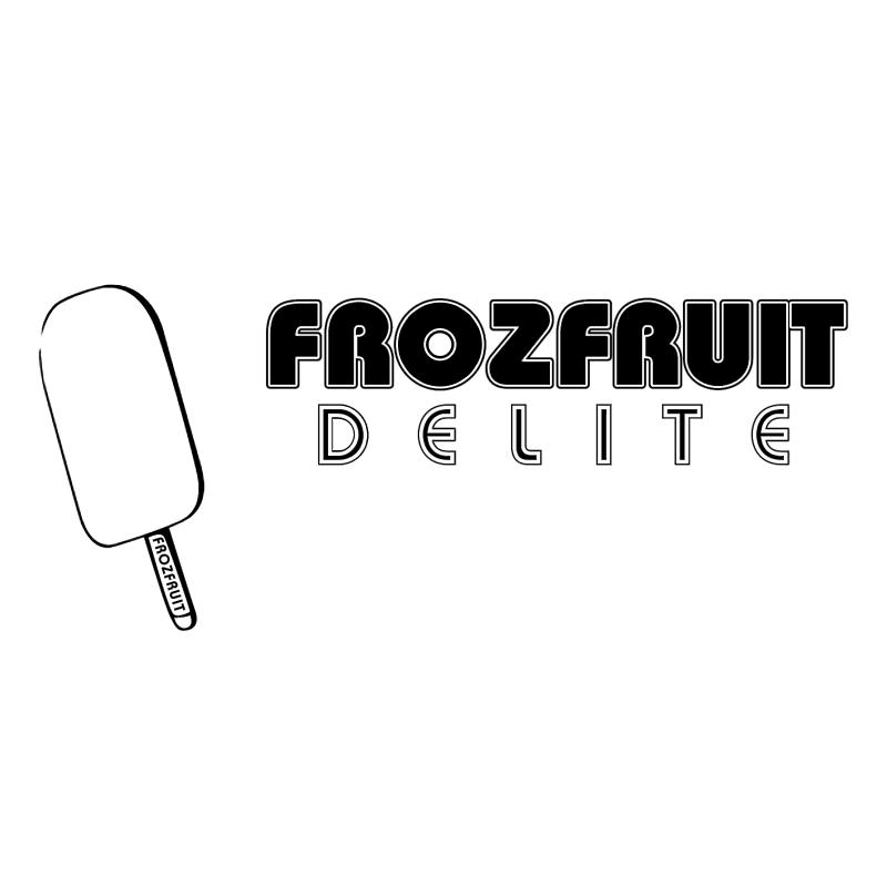 Frozfruit Delite vector
