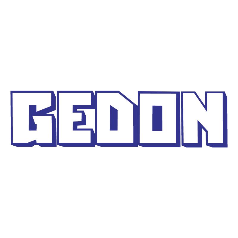 Gedon vector logo