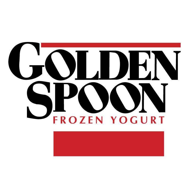 Golden Spoon vector