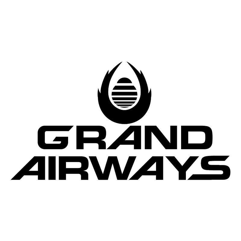 Grand Airways vector