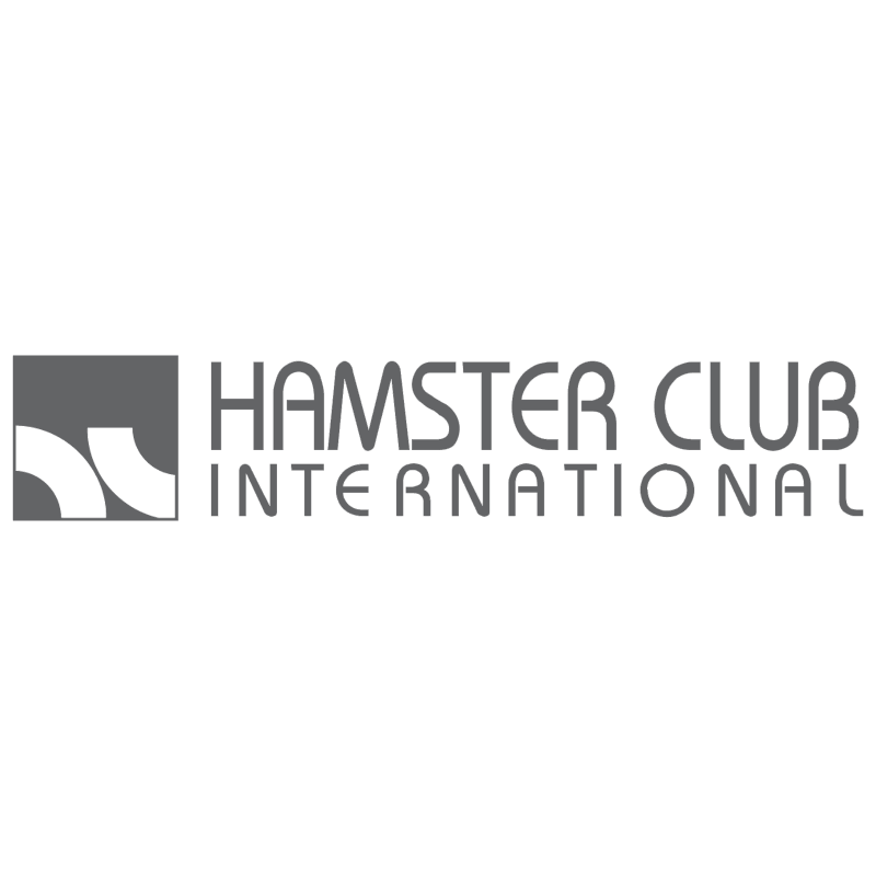Hamster Club vector