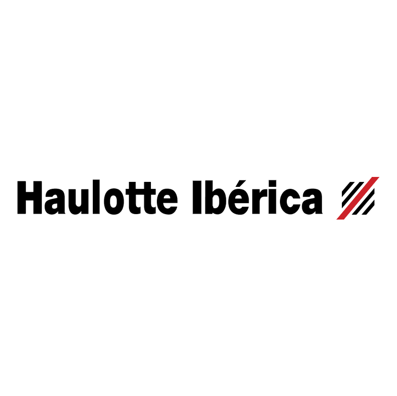Haulotte Iberica vector