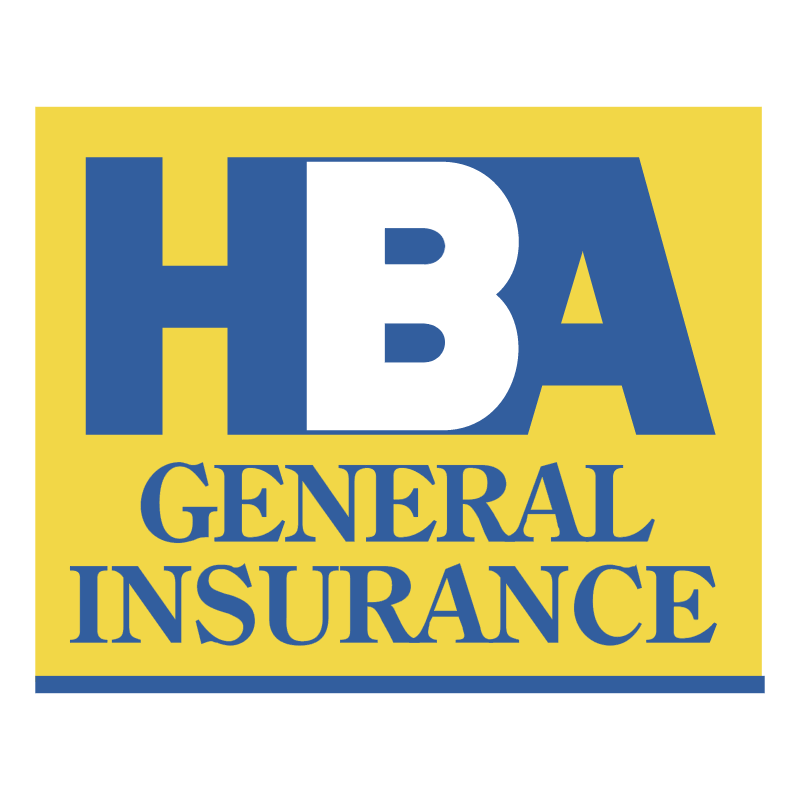 HBA General Insurance vector