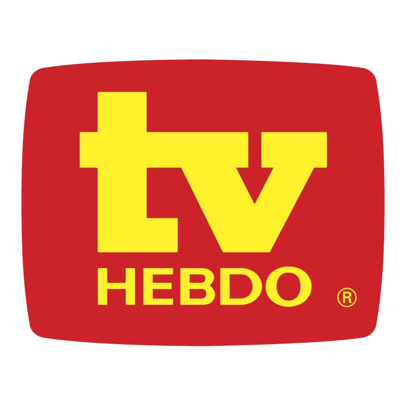 Hebdo TV vector