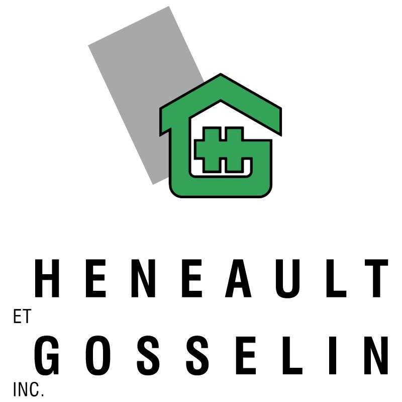 Heneault Et Gosselin vector