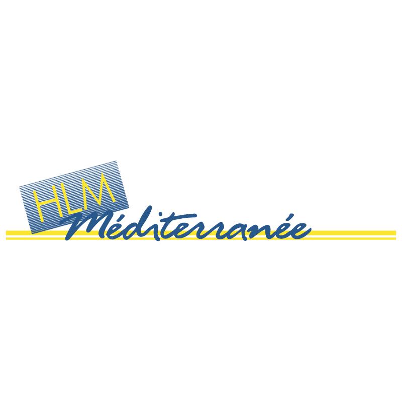 HLM Mediterranee vector