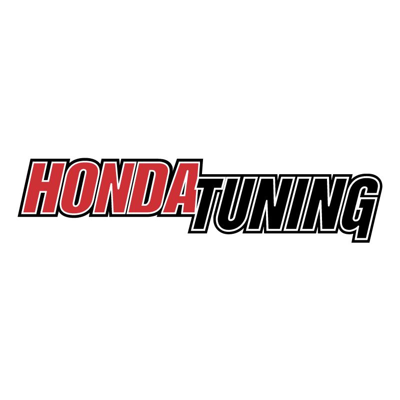 Honda Tuning vector