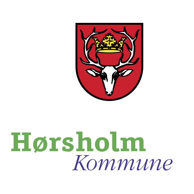 Horsholm Kommune vector