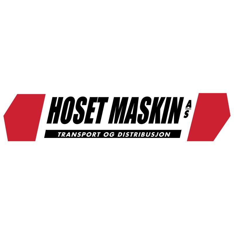 Hoset Maskin vector