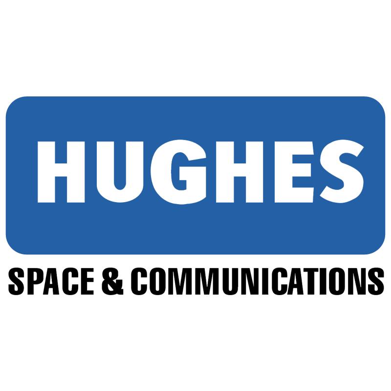 Hughes Space & Communications vector logo