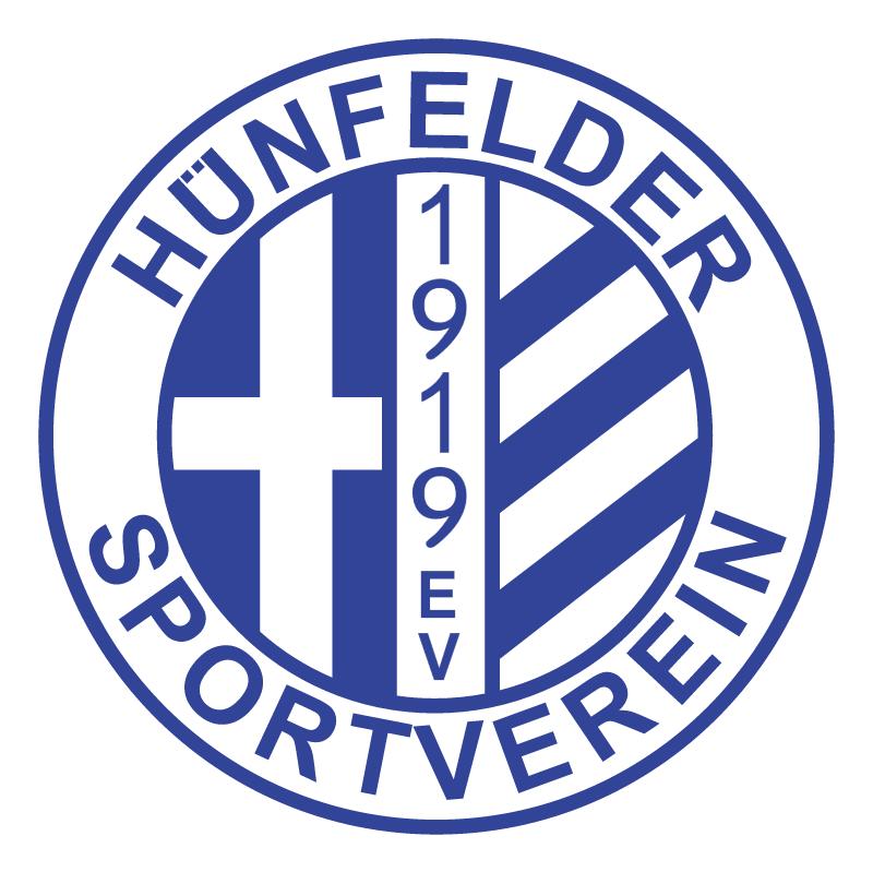 Hunfelder SV 1919 e V vector