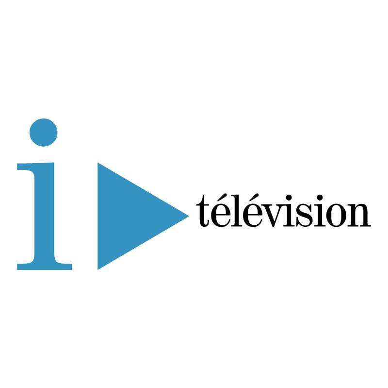 I Television vector