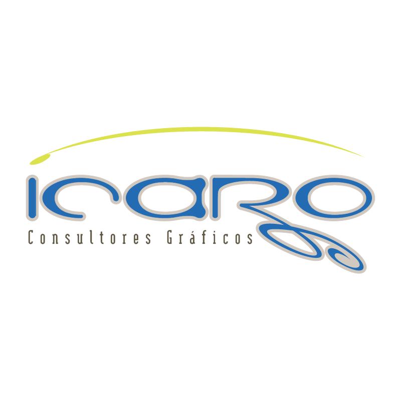 ICARO Graphic design vector