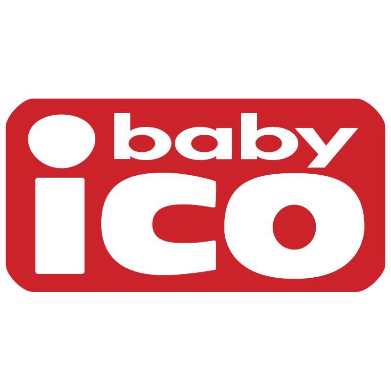 Ico Baby vector