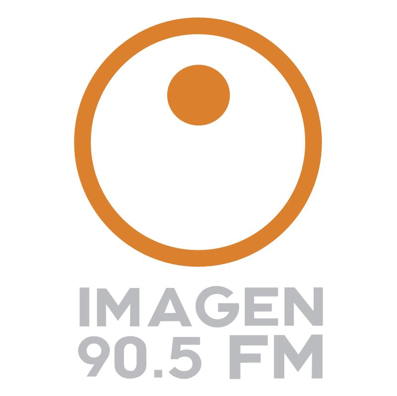 Imagen 90 5 FM vector