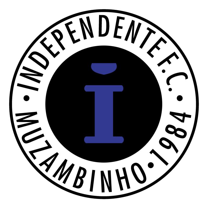 Independente Futebol Clube de Muzambinho MG vector