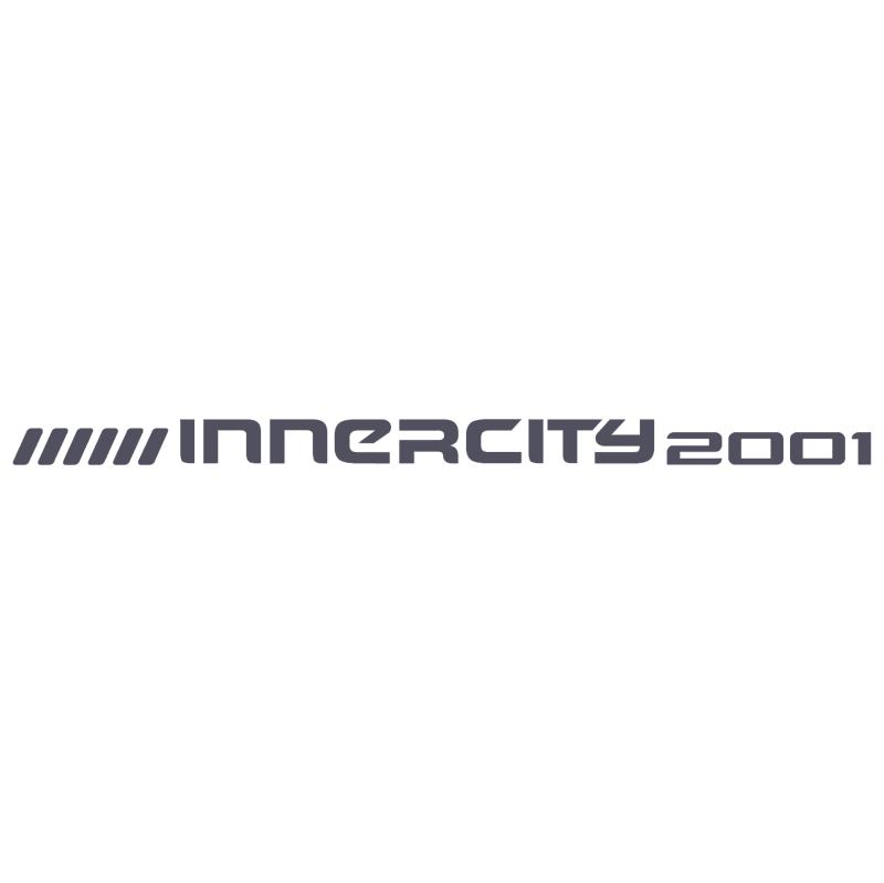 Innercity 2001 vector logo