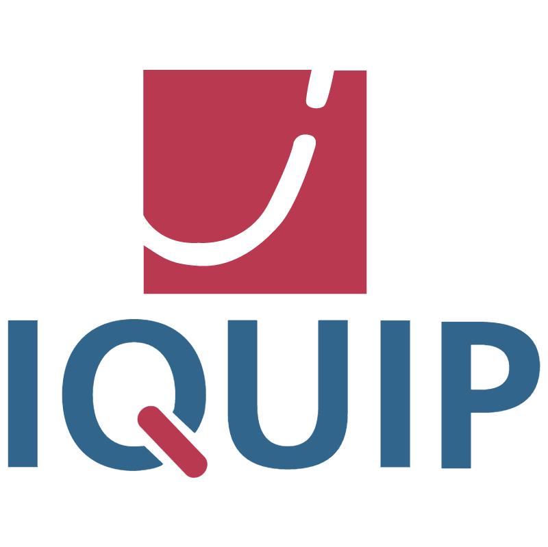 Iquip vector logo