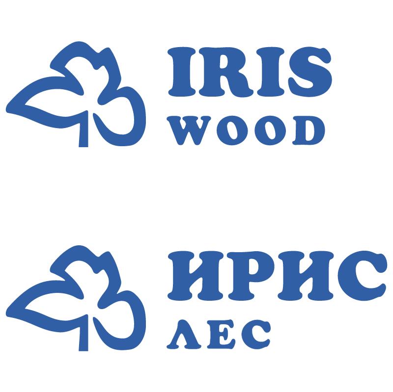Iris Wood vector