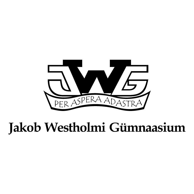 Jakob Westholmi Gumnaasium vector logo