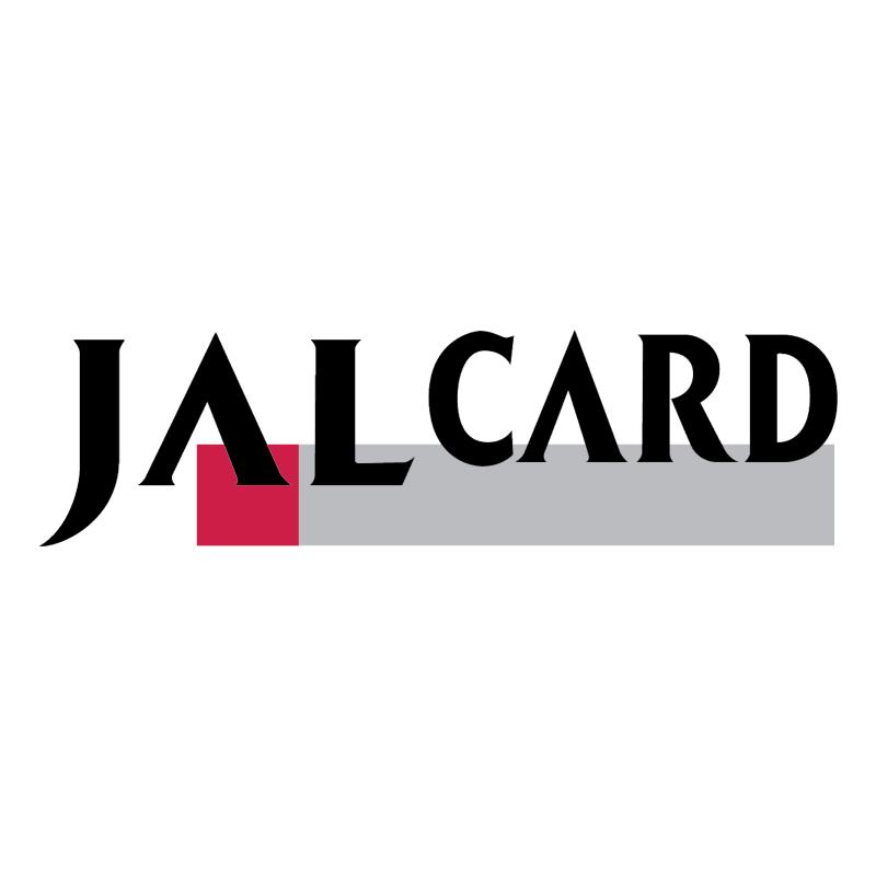 JAL Card vector