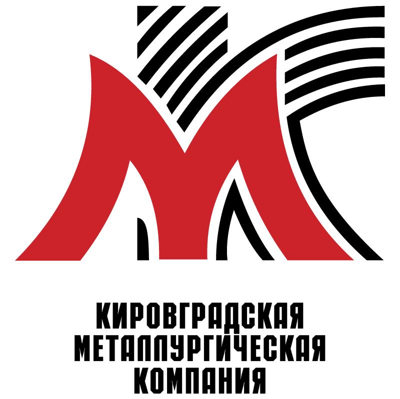 Kirovogradskaya metallurgicheskaya company vector