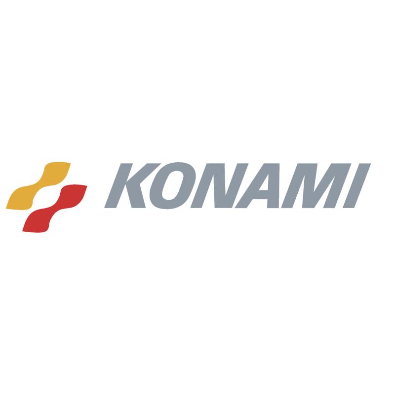 Konami vector logo