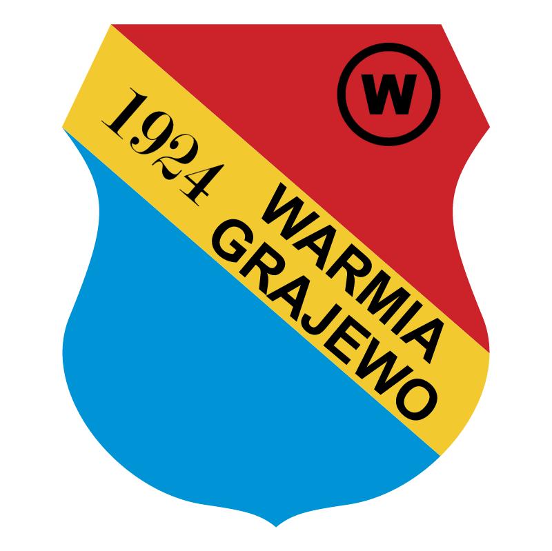 KS Warmia Grajewo vector